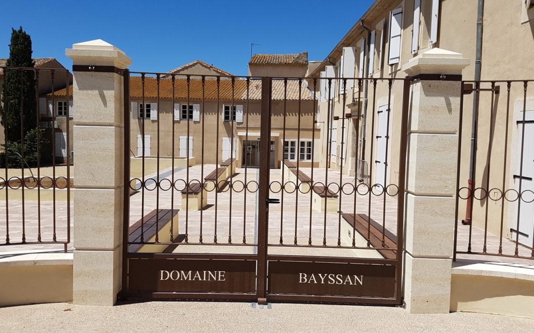DOMAINE DE BAYSSAN